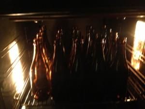 Sterilisering av flaskor