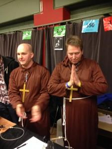 Belgiska munkar